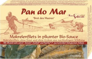 MAKRELA W BIO PIKANTNYM SOSIE 120 g - PAN DO MAR