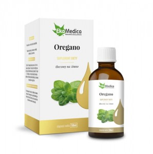 Olejek Oregano intensiv 50ml