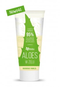 Aloes w żelu 200ml-EkaMedica