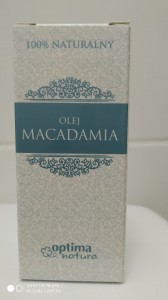 Olejek eter.Macadamia 50ml-Optima Natura